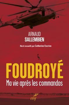 """ Foudroyé "", de Arnaud Sallembien,Catherine Escrive."