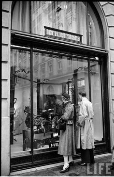 Hermes Paris 1952