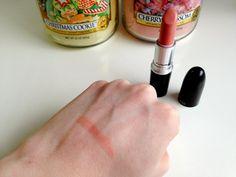 MAC Hue Lipstick    Review