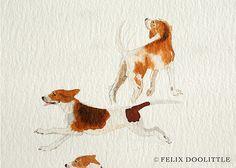 Watercolor   Stationery   Felix Doolittle