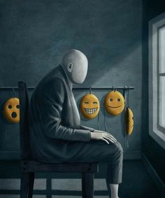 Sad Art Lonely Thoughts 27 Best Ideas - New Pin Sad Paintings, Photographie Portrait Inspiration, Dark Art Photography, Sad Drawings, Psy Art, Surrealism Painting, Painting Art, Arte Horror, Lowbrow Art