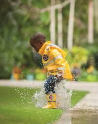 Image result for pictures of boys stamping in puddles Puddle Jumping, Jumping For Joy, Red Rain Boots, Yellow Raincoat, Dancing In The Rain, Story Inspiration, Physical Activities, Rainy Days, Writing A Book