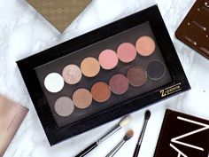 'Create your own eyeshadow palette' tag, my perfect everyday Makeup Geek…
