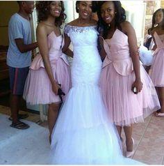 Bridesmaid Dresses, Prom Dresses, Formal Dresses, Wedding Dresses, African Fashion Dresses, African Dress, My Perfect Wedding, Dream Wedding, Maid Of Honor