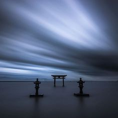 Location: Kumamoto , Japan. . この日はとても風が強く、もしかしたら茨城県の大波にもまれる神磯の鳥居のような光景をほんの少し期待しながら現地に着きましたがそこは有明海、さざ波でした(>_<)爆 熊本 不知火 . #鳥居 #永尾神社 #熊本 #長時間露光 #絶景 #自然 #大自然 #綺麗な写真が見たい #longexposure #Kumamoto #Japan #naturelovers #nature_shooters #landscape_lovers  #FreedomThinkers #thebest_capture #princely_shotz #igglobalclub #awesomeearth #wonderful_place #WeLiveToExplore #main_vision #ig_today
