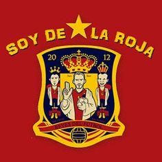 Camiseta Soy de la Roja en PAMPLING.com