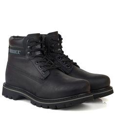 Black Boots - Bota Braddock Eldorado Bold Preto - BlackBoots