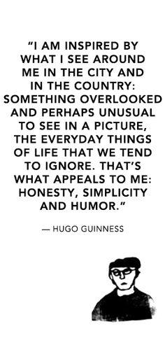 Hugo Guiness, Coah collaboration. brilliant