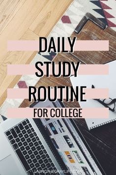 A Daily Study Routine Struggling to find ways to study in college? Looking to achieve better grades? Here is my daily study routine that helps me achieve A's and B's during my toughest year in college. College Majors, Scholarships For College, Education College, College Students, Education Degree, Physical Education, Health Education, College Life Hacks, College Success