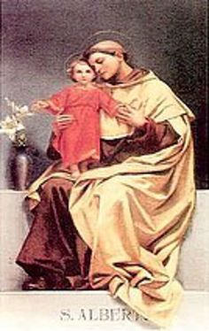 el blog del padre eduardo: San Alberto de Sicilia (7 de agosto)