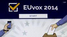 EUvox aplikacija on Vimeo