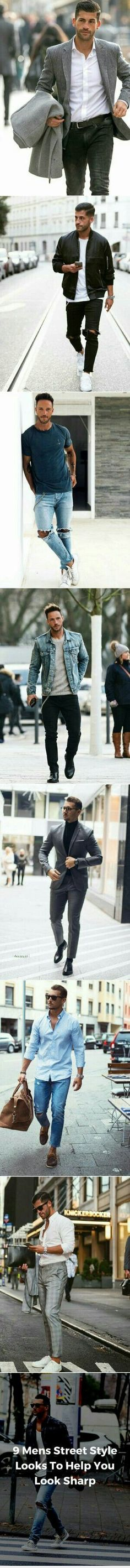 Coolest Everyday Outfits For Men. Simple Outfit Ideas For Men.