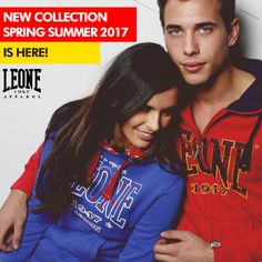 IT'S SPRING-SUMMER TIME. Discover more ▸ http://bit.ly/2lMMG2p   www.leone1947apparel.com  #WEARECOMBATSPORTS #Leone1947Apparel #spring #summer #collection #new #man #boy #woman #girl #shoponline #sportswear #casual #look