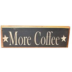 Norwall More Coffee Wood Sign Pine, x Black with Natural Pine ** Continue to the product at the image link. (This is an affiliate link) Wall Stickers Murals, Black Coffee, Wood Signs, Pine, Image Link, Kitchen Gadgets, Natural, Wooden Plaques, Pine Tree