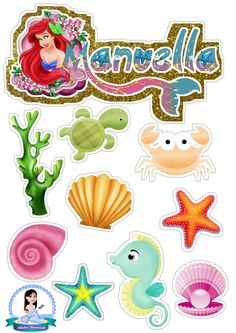 Baby Shark, Ely, Princesas Disney, Cake Toppers, Alice, Paper Crafts, Clip Art, Tags, Birthday