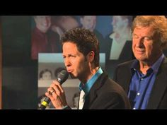 Bill & Gloria Gaither performing There Is a River (feat. Bill Gaither, Wes Hampton, Marshall Hall and Guy Penrod)