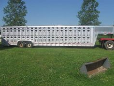 2011 EBY for sale by owner on Heavy Equipment Registry  http://www.heavyequipmentregistry.com/heavy-equipment/16840.htm #trailer #hauling #livestock
