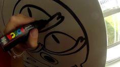 """Art • Greenz. Arte na agência Greenz SP por Karina Toledo """"KOT"""".  Captação: Marcelo Coffani / Lucas Pierro Edição: Marcelo Coffani / Bruno N..."""