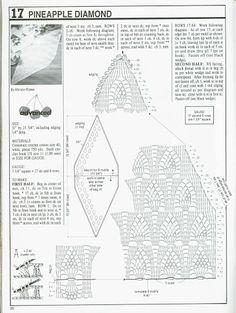 Decorative Crochet Magazines 34 - Cenira Ávila - Picasa Web Albums
