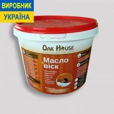 Масло віск для дерева Oak House 3 л