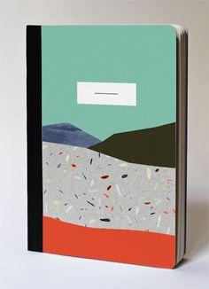 idée cover - Carnet A5-Volcanique Papier Tigre