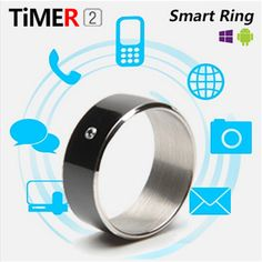 TimeR2 Smart Ring App Enabled Wearable Technology Magic Ring For NFC Phone Smart Accessories Trendy 3-proof Electronic Component