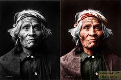 Wyemah Taos Indian Edward S. Curtis 1905