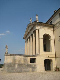 Andrea Palladio - Villa Rotunda (Capra), Vincenza, 1567