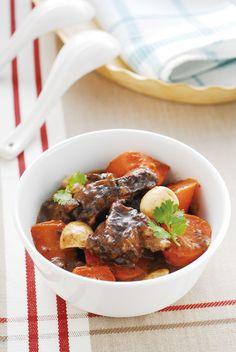 一鍋美味燉牛肉 – 楊桃部落格