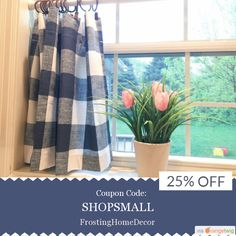 We are happy to announce 25% OFF on our Entire Store. Coupon Code: SHOPSMALL.  Min Purchase: $25.00.  Expiry: 28-Nov-2016.  Click here to avail coupon: https://www.etsy.com/shop/FrostingHomeDecor?utm_source=Pinterest&utm_medium=Orangetwig_Marketing&utm_campaign=Coupon%20Code   #etsy #etsyseller #etsyshop #etsylove #etsyfinds #etsygifts #interiordesign #stripes #shop