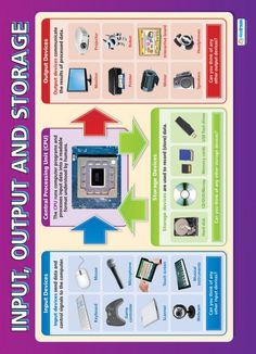 Input, Output and Storage Poster
