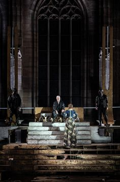 Siegfrieds Erben directed by Roger Vontobel. Nibelungen Festspiele, Worms, Germany, 2018. Set design by Palle Steen Christensen Design Set, Theatre Design, Worms, Concert, Concerts
