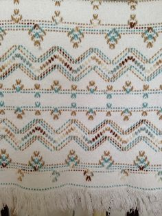 "Swedish weave ""Venice"". More"