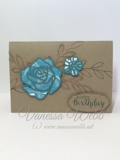 Rose Wonder – NEW Occasions Catalogue Sneaky Peek! Vanessa Webb Stampin' Up! Independent Demonstrator, Australia