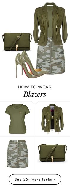 """""""Untitled #81"""" by kimchi28 on Polyvore featuring Fjällräven, Topshop, Elizabeth and James, Dsquared2 and Christian Louboutin"""