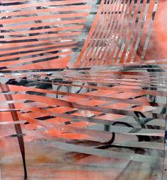 "Saatchi Online Artist Adrian Negenborn; Painting, ""Self Imposed"" #art"