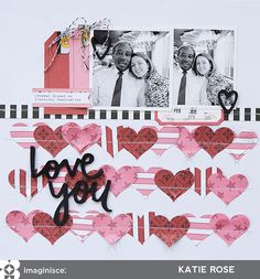 Love+You - Scrapbook.com