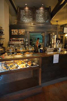 Small Batch, Big Taste | Coffee shop, bakery, fine food, bar--TipTop in Thomas does a little bit of everything.