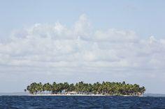Panama, San Blas Islands, Isla Aguja