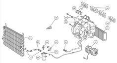 diagram search mercedes parts and accessories auto pinterest rh pinterest com mercedes benz parts microfiche