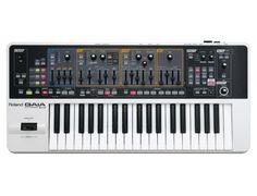 ROLAND SH01 GAIA SYNTHESIZER - Synthesizers - Keyboards - Keyboards   NZ Rockshop