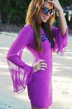 Swing My Way Dress: Bright Purple - I WAAAAANT THIS!!!!!!!!!!!!