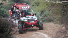 Join DragonFire Racing and MotoUSA as we put two of the side by side and UTV aftermarket company's hottest show cars to the test during a weekend of off-road riding fun in the Arizona desert.