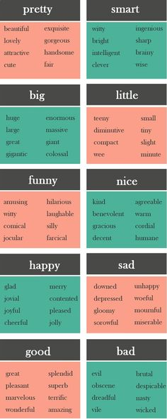 10 Boring Words and What to Use Instead - learn English,words,synonyms,englishhttp://languagelearningbase.stfi.re/89715/10-boring-words-and-what-to-use-instead?sf=ggnodzn