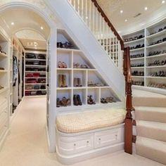 14 Dream Shoe Closets