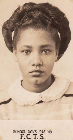Wonderland of Vintage Photo's — School Days 1948 - 1949