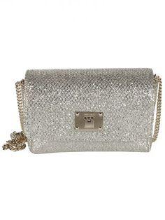 JIMMY CHOO Jimmy Choo 'Ruby' Clutch. #jimmychoo #bags #shoulder bags #clutch #cotton #glitter #hand bags #
