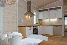 Kissankulma - keittiö | Asuntomessut
