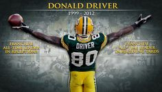 Thank you Donald Driver!