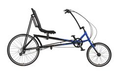 Zephyr Recumbent Bicycle